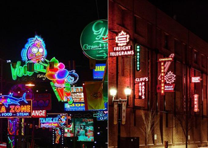 Ultrathin Soft Strong Illuminant Neon Signs, Out-door / Indoor Neon Light