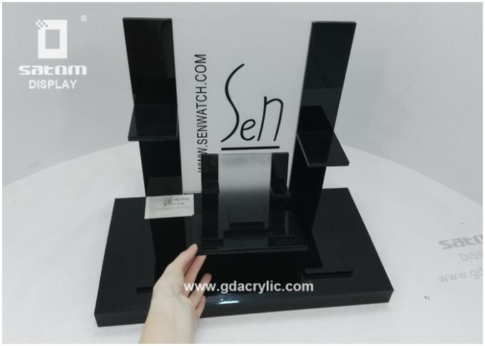 Retail Counter Display Stand For Watches,Cosmetic With Removable Parts