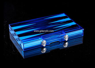 Good Quality Custom Neon Signs & Diverse Color Lucite Chess Backgammon Sets For Sale , Small MOQ on sale