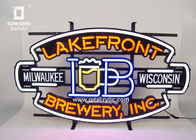 LED Neon Sign Optional Colors Available Strong Metal Bracket For Installation