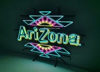 Free Design Rendering Provided Ice Tea Multi-color Led Faux Neon Sign