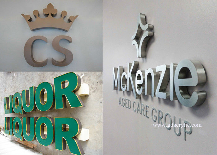 Very Stainless Steel Signs on sales - Quality Stainless Steel Signs  TC72