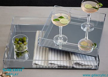FREE Individual Package Mirroed Acrylic Serving Tray Any Size