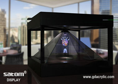 Full HD 19 Inch 3D Holographic Display Box For Retail Shop / Exhibition