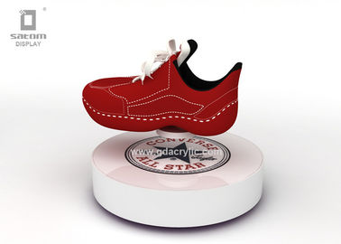 Shoe Round Magnetic Floating Display Customized with Personalized Design
