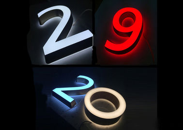 Customized Acrylic Channel Letter 3d Led Display Letter Sign